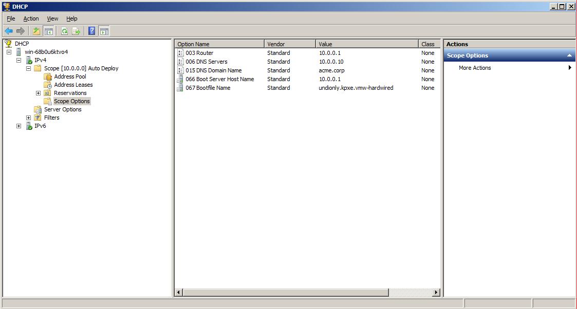 Objective 9 2 – Install ESXi Hosts Using Auto Deploy | Virtualise Me