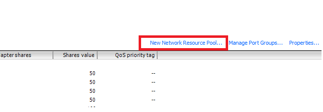 custom resource pool d