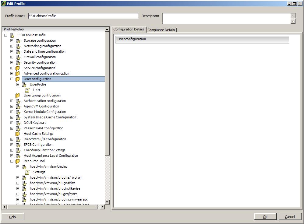 hostprofile editor-2